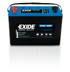 EXIDE ML Dual AGM battery 2
