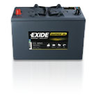 EXIDE ML Equipment Gel battery 2