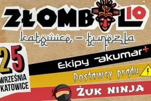 Złombol 2016 - Waka Waka This Time for Africa!