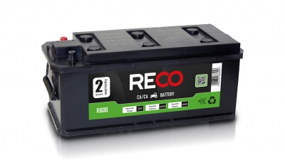 Akumulator RECO GREEN